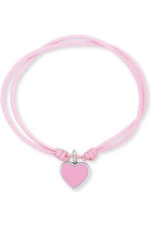 HERZENGEL Armband »Herz, HEB-HEART«, mit Emaille
