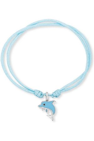 HERZENGEL Armband »Delfin, HEB-DOLPHIN«, mit Emaille