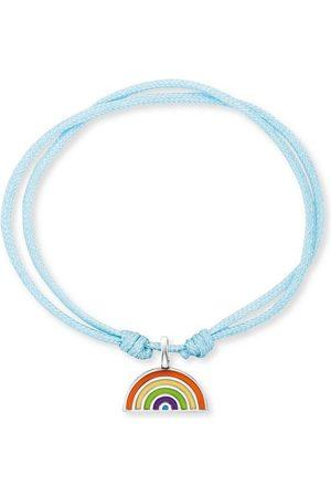 HERZENGEL Armband »Regenbogen, HEB-RAINBOW«, mit Emaille