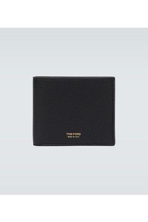Tom Ford Faltbares Leder-Portemonnaie T Line