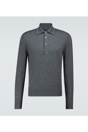 Tom Ford Polopullover aus Wolle