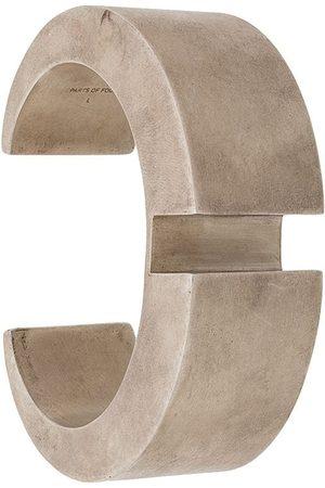 PARTS OF FOUR Crescent Rift' Armspange, 30mm