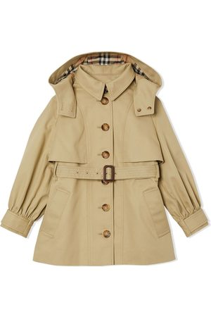 Burberry Trenchcoat mit abnehmbarer Kapuze