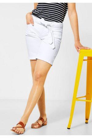 Street one Slim-fit-Jeans mit Bindegürtel