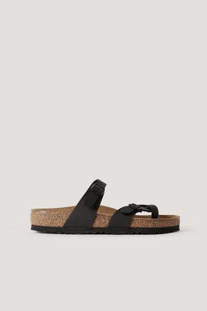 Birkenstock Slipper-Sandale - Black