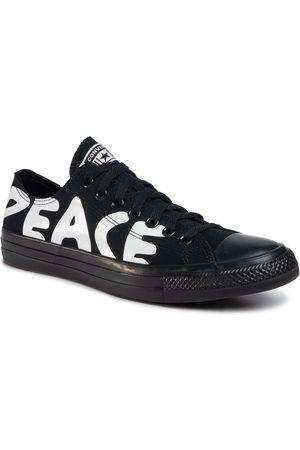 Converse Ctas Ox 167893C Black/White/Black