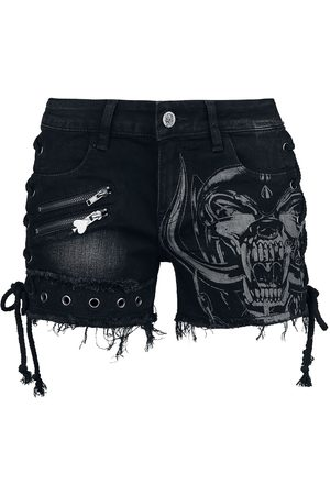 Motörhead EMP Signature Collection Hotpant