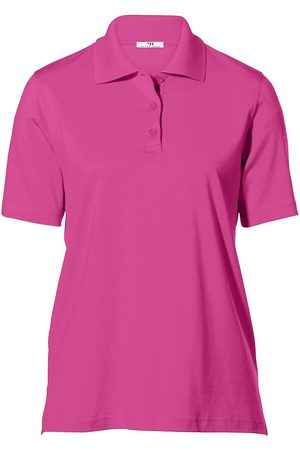 Peter Hahn Polo-Shirt 1/2 Arm pink