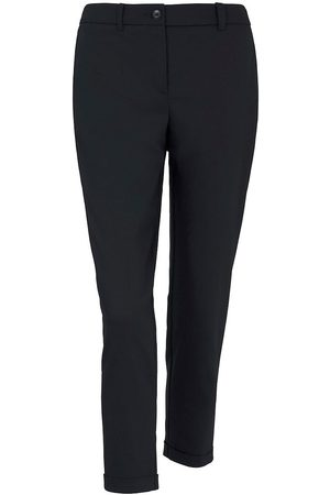 DAY.LIKE Damen Slim & Skinny Hosen - Knöchellange Slim Fit-Hose