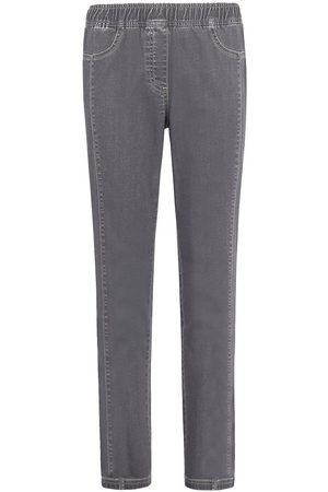 Peter Hahn Schlupf-Jeans in der Passform Barbara denim