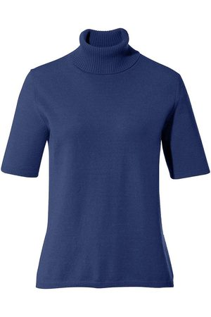 Peter Hahn Rollkragen-Pullover aus 100% Premium-Kaschmir