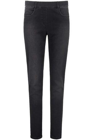 Peter Hahn Schlupf-Jeans Passform Sylvia denim