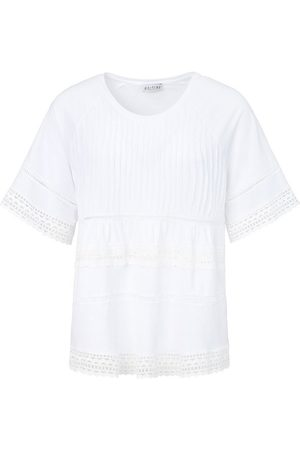 portray berlin Blusen-Shirt Raglanarm weiss