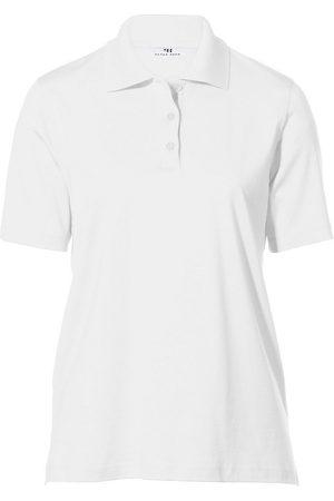 Peter Hahn Polo-Shirt 1/2 Arm weiss
