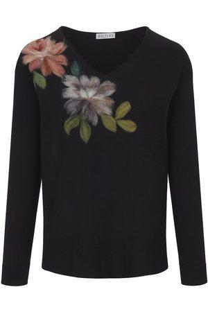 portray berlin Damen Pullover - V-Pullover