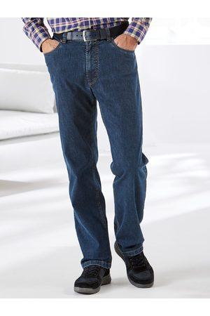 Avena Herren Cropped - Herren Jeans-Hose einfarbig