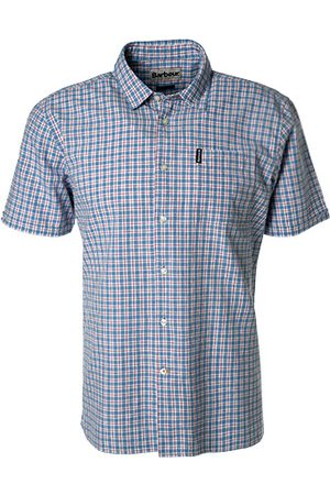 Barbour Hemd Country summer sky MSH4747BL32