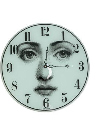FORNASETTI Uhr mit Gesicht-Motiv
