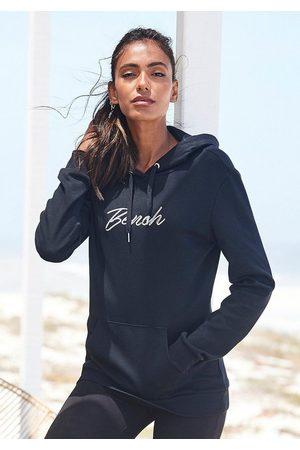 Bench Kapuzensweatshirt mit glänzender Logostickerei