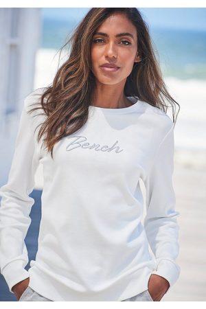 adidas Sweatshirt mit Logostickerei