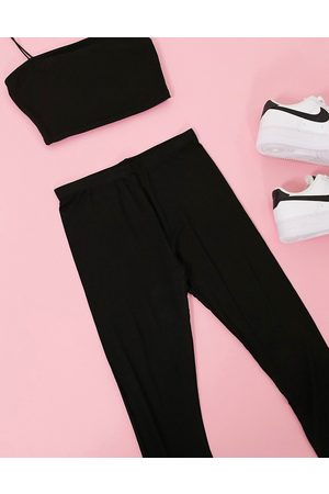 New Look – 2er-Set Leggings in