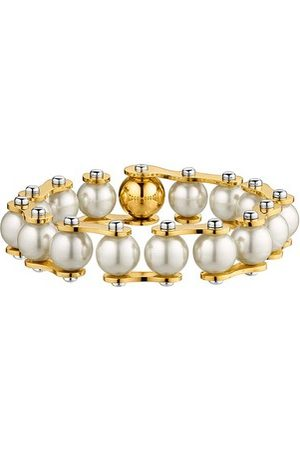 LOUIS VUITTON LV Speedy Pearls einreihiges Armband