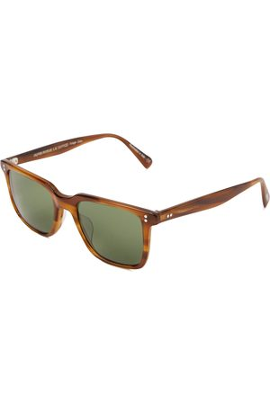 Oliver Peoples Sonnenbrille 'Lachman Sun' /Oliv