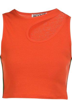 myMo ATHLSR Damen T-Shirts, Polos & Longsleeves - Top