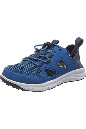 Viking Unisex-Kinder Bjerke Sneaker, (Blue/Navy 3505)