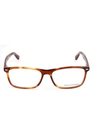 Ermenegildo Zegna EZ5056 Brillengestelle EZ5056 Rechteckig Brillengestelle 55