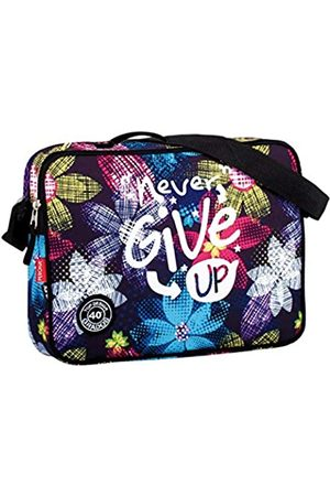 Montichelvo Shoulder Bag Activities Cg Never Give Up Umhängetasche