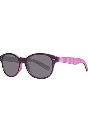 Benetton Damen BE934S03 Sonnenbrille, Pink (Violet/Pink)