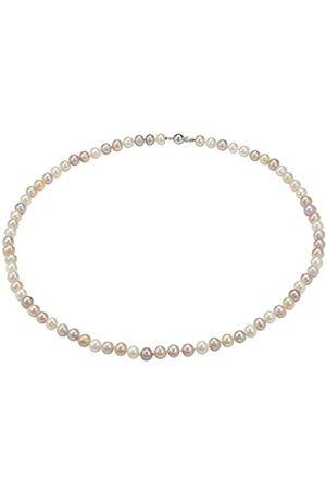 Pearl Dreams Damen-Schmuckset Halskette + Armband 925 Silber rhodiniert