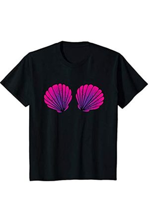 Meerjungfrau Muschelbikini Muschel Bikini Arielle Kinder Meerjungfrau Muschel Bikini Muschelbikini Arielle Muscheln T-Shirt