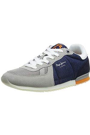 Pepe Jeans London Jungen Sydney Boy Sneaker, (Denim 000)
