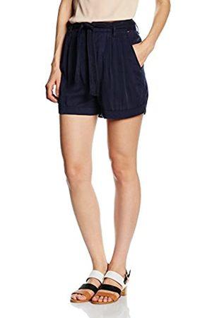 Tommy Hilfiger Damen Extreme highwaist plt shortCHATW GD Straight Leg Shorts W25 (Herstellergröße: NI25)
