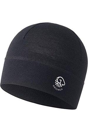 Giesswein Mütze Gamsstein - Helm Unterziehmütze aus 100% Merino Wolle, Bike Cap, helmkompatible Passform, Sports Skull Beanie für Herren und Damen, Fahrradmütze, Laufen Skifahren