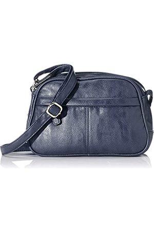 N.V. Bags Damen Nv211 Schultertasche