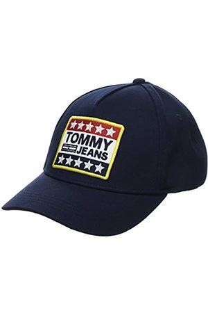 Tommy Hilfiger Herren Big Logo Patch Baseball Cap One Size (Herstellergröße: OS)