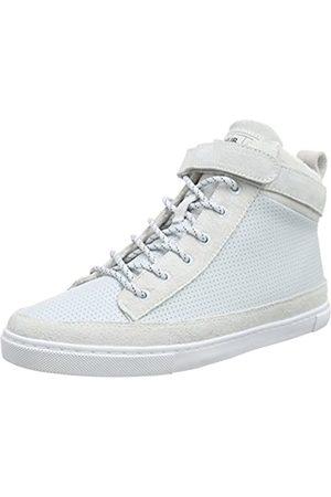 Hub Akita nubuck L Perf, Damen Sneaker, (ice flow/wht 068)