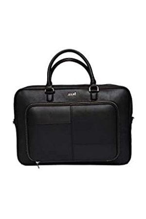 Julké Laptop-Tasche ´Grid´ aus Qualitäts-Leder