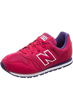 New Balance Mädchen 373 Sneaker, Pink (Magnetic Pink Magnetic Pink)