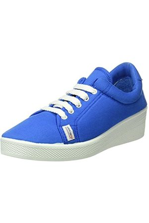 Beppi Damen Canvas 2135182 Fitnessschuhe, (Blue Blue)