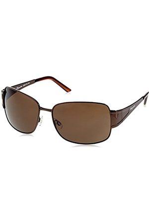 Burgmeister Klassische Marken Sonnenbrille für Herren von mit 100% UV Schutz   Sonnenbrille mit stabiler Metallfassung, hochwertigem Brillenetui