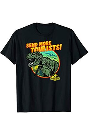 Jurassic Park T-Rex Send More Tourists T-Shirt