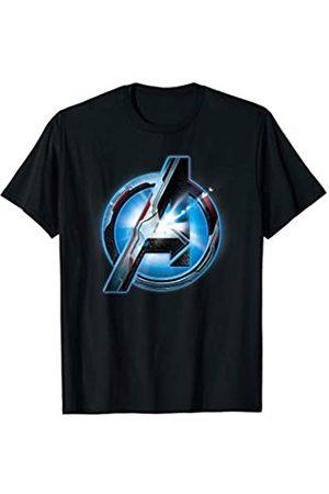 Marvel Avengers: Endgame Uniform Logo T-Shirt