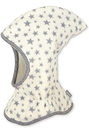 Sterntaler Schalmütze mit Zipfel und Sternen-Motiv, Wärmeschutz durch Thinsulate Insulation, Alter: 12-18 Monate, Größe: 49