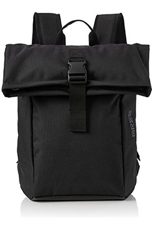Bree Collection Unisex-Erwachsene Punch Style 92, Backpack S Schultertasche, (Black)