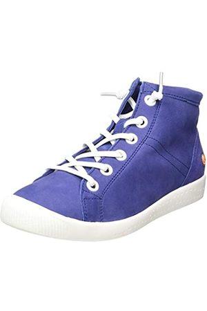 softinos Damen ISLEEN2586SOF Hohe Sneaker, (Purple 005)
