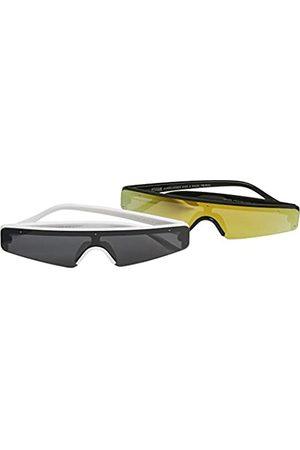 Urban classics Unisex Sunglasses KOS 2-Pack Sonnenbrille